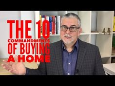 Blog: What NOT to do when buying a home - 10 commandments to live by
