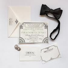 Gatsby wedding Save the Date - Google Search