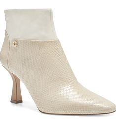 Louise et Cie Lydie Pointed Toe Bootie (Women)   Nordstrom Nordstrom, Toe, Booty, Heels, Summer, Leather, Swag, Summer Recipes, High Heels