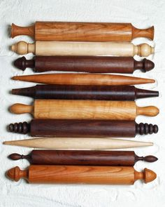 Antique Rolling Pins | Kitchen