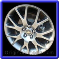 Chevrolet Sonic 2015 Wheels & Rims Hollander #5678  #Chevrolet #Sonic #ChevySonic #2015 #Wheels #Rims #Stock #Factory #Original #OEM #OE #Steel #Alloy #Used