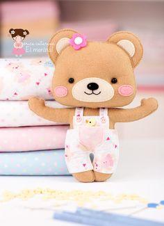 Ei Menina!: Abraço de Urso pra você!