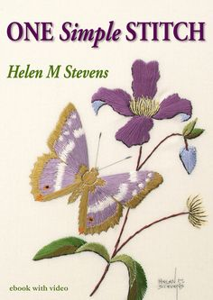 One Simple Stitch by Helen M Stevens