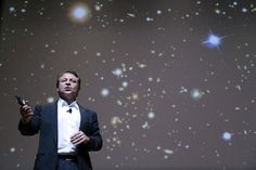 Peter Diamandis at the Global Futures 2045 congress