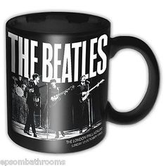 The #beatles the #london palladium 1963 mug | #coffee tea mugs cool gift idea,  View more on the LINK: http://www.zeppy.io/product/gb/2/331654072270/