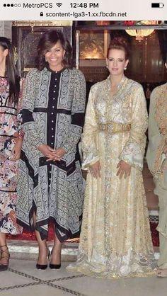 SAR la princesse Lalla Salma et Michelle Obama ...27-28 juin 2016