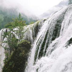 Was schöneres als einen Wasserfall gibt es einfach nicht!