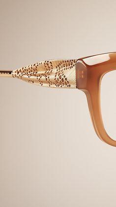 d96d1556fdb3 Caviar m5590 sg c21 rimless frame eyeglasses crystals gold hot! made ...