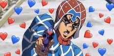 Jojo's Bizarre Adventure, Heart Meme, Jojo Parts, Cute Love Memes, Heart Pictures, Jojo Memes, Cartoon Shows, Wholesome Memes, Cute Faces