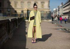 Eleonora Carisi street style: Lucky Magazine