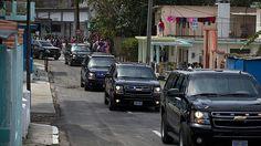 """""""No es fácil"""": la vida en las calles de La Habana que Barack Obama no visitó - BBC Mundo"""