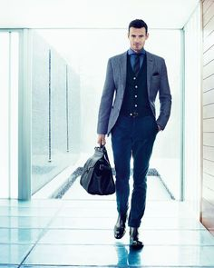 Hugo Boss.... like a BOSS!