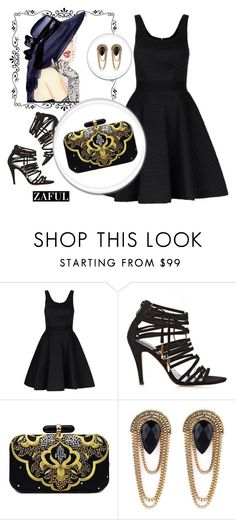 """""""#3 02.03"""" by edita-m ❤ liked on Polyvore featuring mode, Pinko et zaful"""