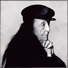 Louise Bourgeois:: Irving Penn photographer.