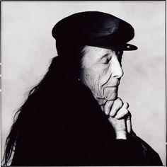 Irving Penn, Louise Bourgeois, New York, 1992