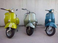 Vespa Vespa Lambretta, Vespa Scooters, Vespa Smallframe, Vespa 150, 60s Mod, Pakistan, Motorcycle, Passion, Bike
