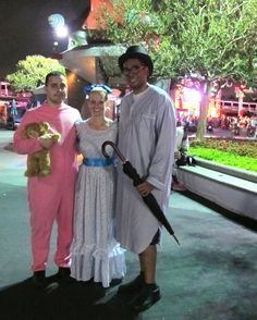 Our Favorite Costumes From Mickey's Not-So-Scary Halloween Party - The Darling Children