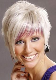 Short Wispy Haircuts Regarding Wispy Hair Cuts Wispy Hair Cuts Intended For Glamour
