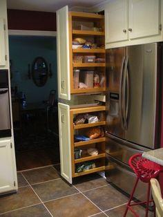 Old Kitchen -> New Kitchen