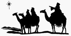 nativity silhouette printable - Google zoeken
