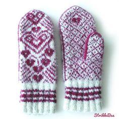 Ravelry, Gloves, Knitting, Winter, Pattern, Design, Fashion, Winter Time, Moda