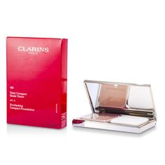 Everlasting Compact Foundation SPF 15 - # 109 Wheat is a Women's Clarins Face Care product.