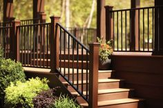 Trex Reveal railing Trex Reveal Trex Reveal is a new product that incorporates aluminum railing which is excellent for highlighting a beautiful view. Trex Reveal allows the company to access the aluminum railing market which is pretty significant. Reveal is available in three colors: Charcoal Black, Bronze and Classic White. It also offers two post options (matching 2″x2″ slender aluminum posts or high-performance composite post sleeves) and two baluster choices (round and square).