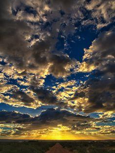 ~~Big Sky Down Under ~ epic cloudscape, Australia by Paul Emmings~~