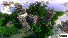 PixeledMe | Immortal Island Minecraft World Save video games  gaming,  pixeledme,  #world save