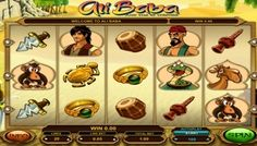 Play #AliBaba slot machine game if you are a fan of the classic #MiddleEast tale with #Ali #Baba and forty thieves.  The original story tells how Ali Baba hears forty thieves using #Open #Sesame, a magic word, to open a cave with their hidden #treasures and he used it to help himself to some of the #riches.