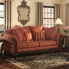 Fleur De Lis Living Powersville Sofa & Reviews | Wayfair