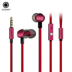 compare prices ggmm in ear earphone metal bass earphones stereo headset  handsfree gaming earphones 3 5mm 5544e97d34
