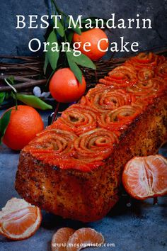 If you are a mandarin orange lover like me, then you will adore this incredible mandarin orange cake. It is easy so refreshing, and yet pretty delicious! You can use any oranges you have