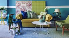 Color your Style: Farbenfrohe DIY-Ideen