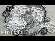 Passo a Passo de Crochê Blusa com Mini Flores por JNY Crochê - YouTube