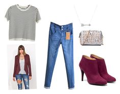 """""""Untitled #20"""" by ellabella0803 on Polyvore featuring Chicnova Fashion, Moonbridge and Adina Reyter"""