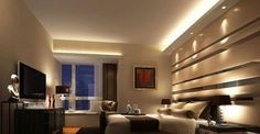 Interesting Bedside Lighting Ideas To Use In Your Bedroom 1