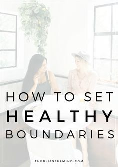 Burned out from the constant need to please others? Setting healthy boundaries is an important aspect of self-care. If you want to stop people pleasing, here are 7 ways to set boundaries in your life to reclaim your time and energy!