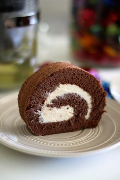 Cocoa Swiss Roll)