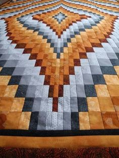Patchwork Quilting Patterns Color Combinations 54 Ideas For 2019 Pinwheel Quilt Pattern, Bargello Quilt Patterns, Heart Quilt Pattern, Bargello Quilts, Easy Quilt Patterns, Patchwork Quilting, Easy Quilts, Quilt Tutorials, Quilting Designs