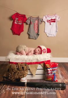 STL baby <3 I love cardinals but I'm more of a football fan than baseball. Would have to do this with the Vols!