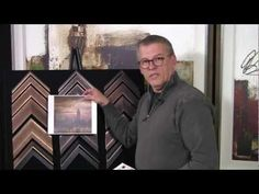 """New video series alert! """"Design Inspirations with Greg Perkins"""" - featuring Larson-Juhl's new Foundry collection in the first installment."""