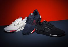 The all new, New Balance 247 2017 White, Black or Navy?