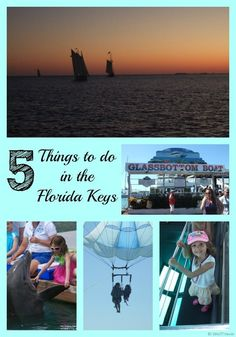 5 Fun Things to do in the Florida Keys with Kids -- and I didn't even include chocolate dipped key lime pie on a stick! Key West | Duck Key | Hawk's Cay | Marathon