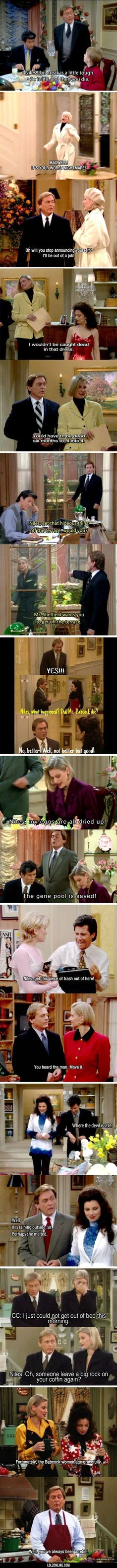 Niles, The Original Burn Master#funny #lol #lolzonline << WHO IS THIS MAN??