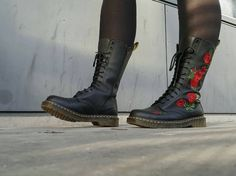 The Vonda boot, sharedby feairy_.