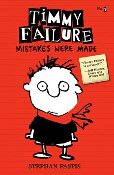 Timmy Failure: Mistakes Were Made (#1) by Stephan Pastis. E-book 9780763663582 / Ages 8-12