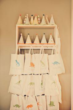 Dino egg decoration