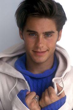 Young Jared Leto.
