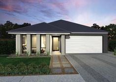 Display homes Sydney, Brisbane, Newcastle & Hunter, South Coast & now at Googong near Canberra. Visit our display homes in NSW, QLD & ACT today. Facade House, House Facades, Mcdonald Jones Homes, Bordeaux, House Of Beauty, One Story Homes, Display Homes, Story House, New Home Designs